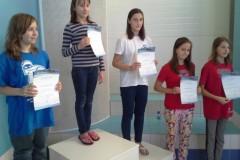 04.11.2014 - Ogólnopolski sprawdzian wszechstronności i wytrzymałości 11 lat