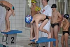 2013 - Mistrzostwa sztafet pływackich województwa łódzkiego