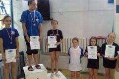 14.11.2014 - Mała Liga Pływacka
