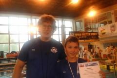 """Zawody pływackie """"Pływam na medal"""", Toruń"""
