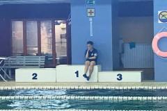 Drużynowy Wielobój Pływacki 10 - 11 lat - dzień 2