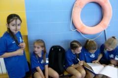 Drużynowy Wielobój Pływacki 10 - 11 lat - dzień 1