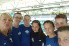 Nasi w Ostrowcu na Drużynowych Mistrzostwach Młodzików 13 letnich