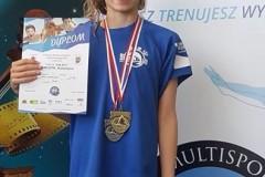 Zawody w Toruniu o Błękitną Wstęgę Wisły Junior Cup