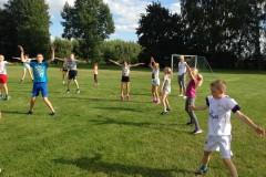 Akademia Bursztynu - wakacyjny obóz obóz wypoczynkowo-sportowy w Mikoszewie
