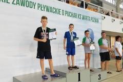 Ogólnopolskie Zawody Pływackie o Puchar KS Warta Poznań (jesień 2017)