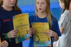 I Otwarte Mistrzostwa Grójca w pływaniu o Puchar Burmistrza Gminy i Miasta Grójec
