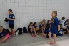 Mistrzostwa Województwa Łódzkiego w pływaniu dzieci 8 i 9 lat