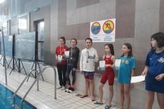 Zawody Pływackie o Puchar Burmistrza Konstantynowa Łódzkiego  cz 2