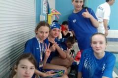 Międzywojewódzkie Drużynowe Mistrzostwa Młodzików 12,13 lat, 1 runda, 2018